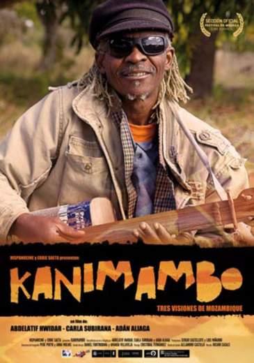 """Póster de """"Kanimambo""""."""