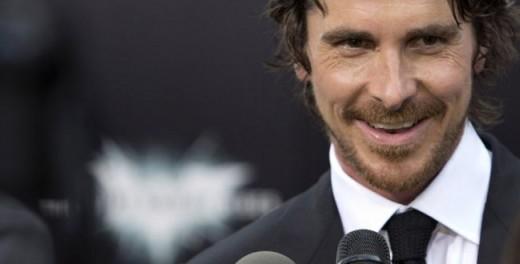 Christian Bale, Batman.