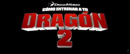 """""""Cómo Entrenar a tu dragón 2""""."""