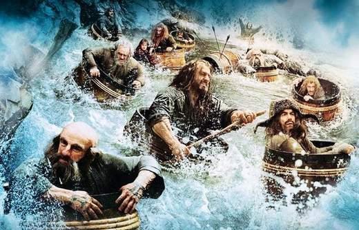 """Nueva imagen de """"El Hobbit: La desolación de Smaug""""."""
