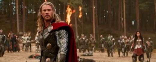 """Nuevo Trailer de """"Thor: El mundo oscuro""""."""
