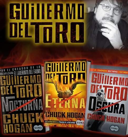 Trilogía de la Oscuridad de Guillermo del Toro.
