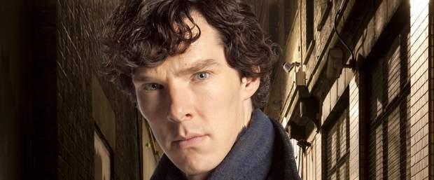 """Benedict Cumberbatch en """"Star Wars""""."""
