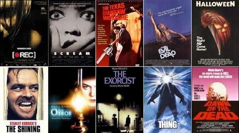 Especial Cine de Terror.