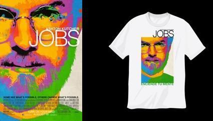 "Concurso ""JOBS"". Sorteamos camisetas."
