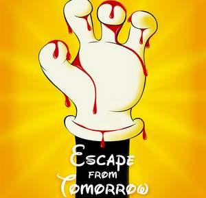 "Póster de ""Escape from Tomorrow""."