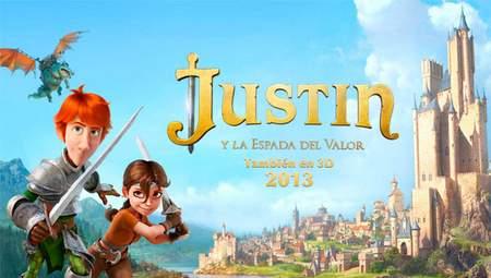 """Crítica de """"Justin y la espada del valor""""."""