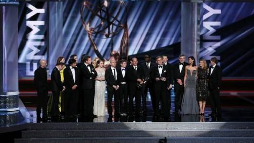 Ganadores Premios Emmy 2013.