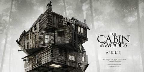 """""""La Cabaña en el bosque"""" fecha de estreno."""