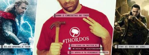 Concurso Twitter Thordos.