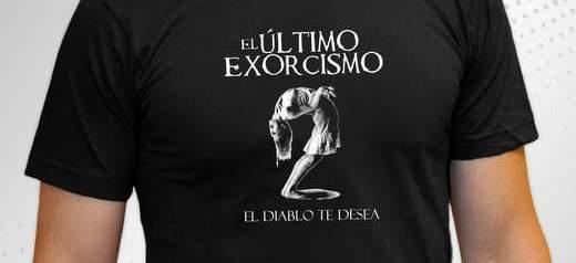 Camiseta El Último Exorcismo