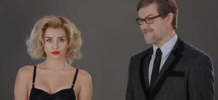 """Casting humor """"50 Sombras de Grey""""."""