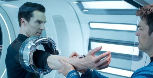"""""""Star Trek: En la oscuridad"""", ya en plataformas digitales."""