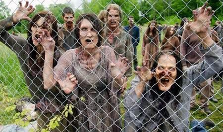 The Walking dead tendrá quinta temporada.