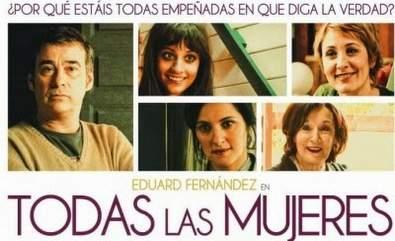 """Banner de """"Todas las mujeres""""."""