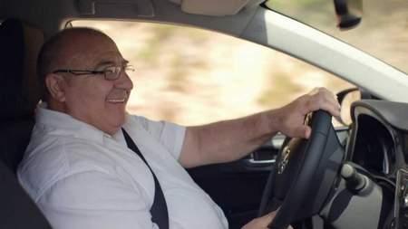 Conductor serio, conductor feliz.
