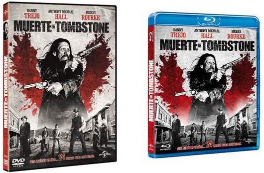 Carátulas concurso Muerte en Tombstone