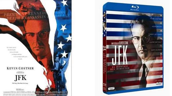 Concurso Blu-ray de JFK