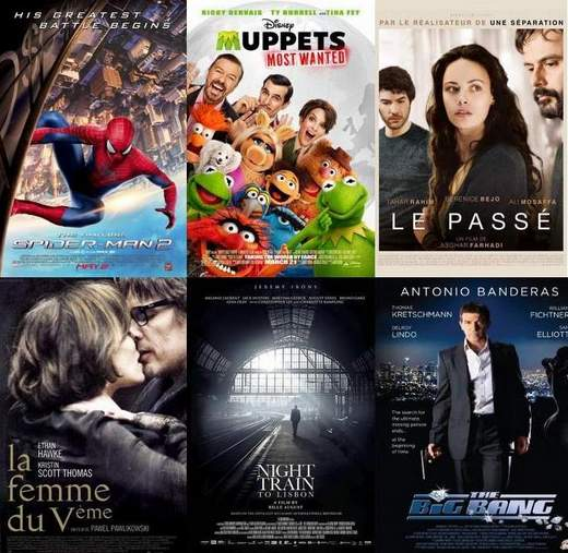 Estrenos de cine 16 y 17 de abril