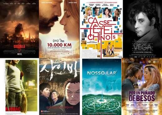 Estrenos de cine 16 de mayo