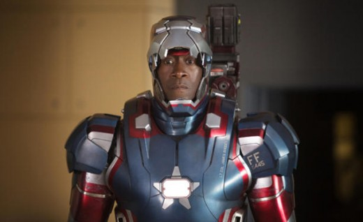 Don Cheadle en The Avengers: Age of Ultron