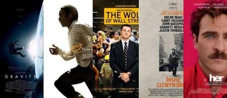 Las mejores películas del 2013 según AFI