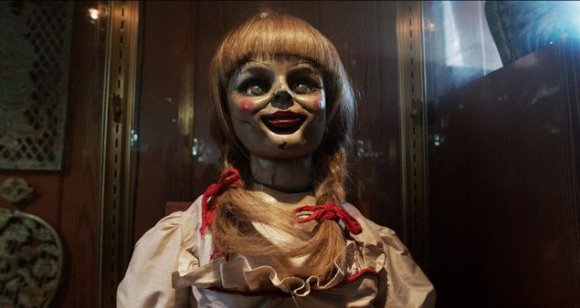 Annabelle spin-off Expediente Warren