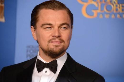 El Actor Leonardo DiCaprio chico Almodóvar