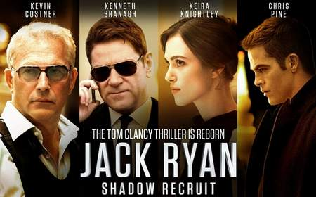 Crítica de Jack Ryan: Operación sombra