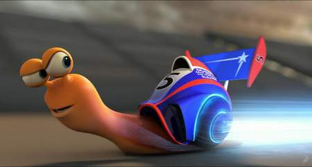 Concurso Blu-ray o DVD película Turbo