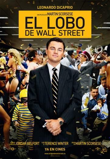 Concurso novela El Lobo de Wall Street