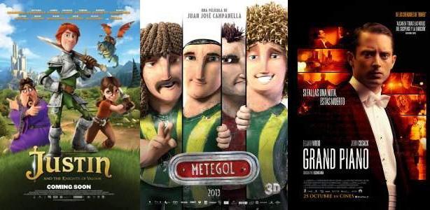 Grandes fracasos del cine español en el 2013