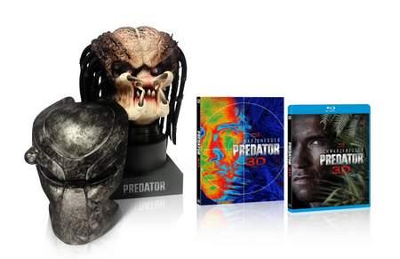 Depredador 3D edición limitada