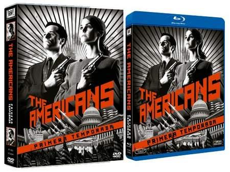 The Americans disponible en Blu-ray y DVD