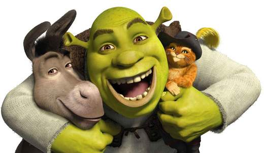 Quinta entrega de la saga Shrek