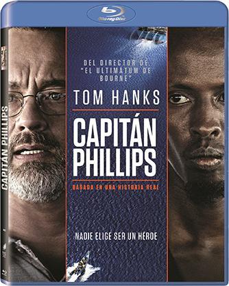Análisis Blu-ray de Capitán Phillips