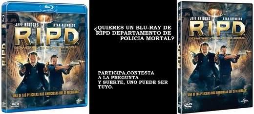 Concurso RIPD Departamento de Policía Mortal