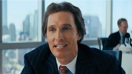 Matthew McConaughey nominado a los Premios Oscar.