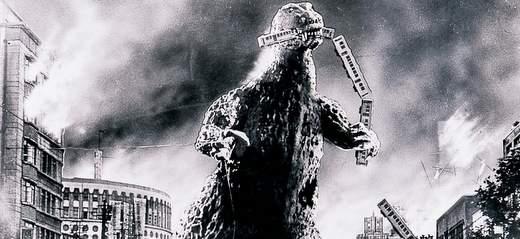 Especial dedicado al monstruo Godzilla