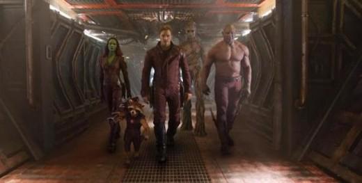 Guardianes de la Galaxia, nueva imagen