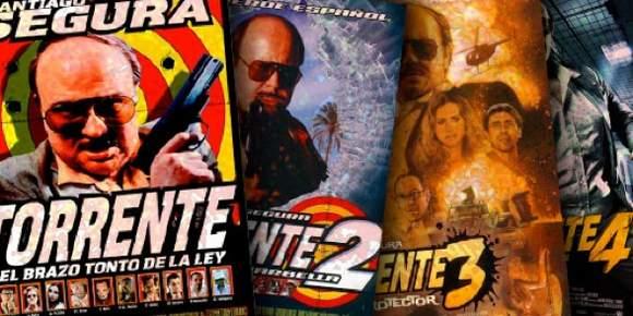Lista de cameos de la saga Torrente