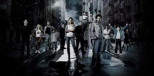 Regresa serie de TV Héroes