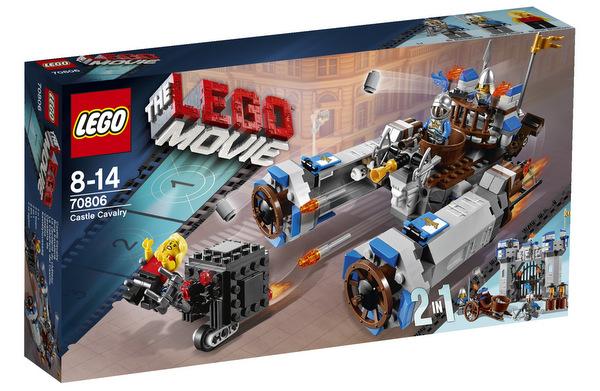 Set de la Lego película