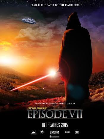 Posible póster Star Wars: Episodio VII