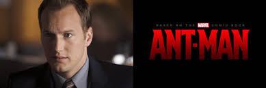 Patrick Wilson se une a Ant-Man