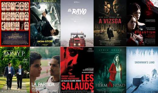 Los más destacados estrenos de cine del 21 de marzo del 2014
