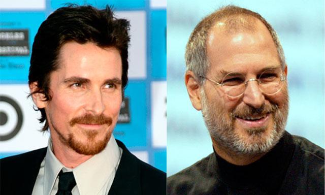 Christian Bale será Steve Jobs