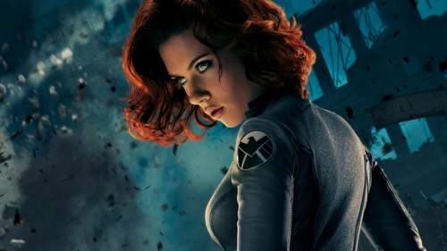 Embarazo de Scarlett Johansson hace peligrar a la viuda negra