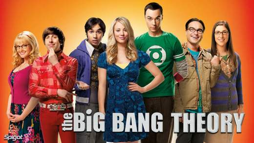 The big bang theory renovada, Alan Parsons