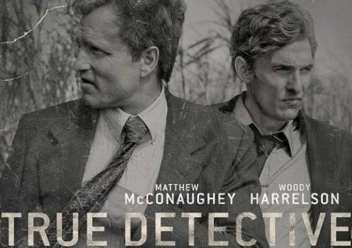 Póster serie True Detective